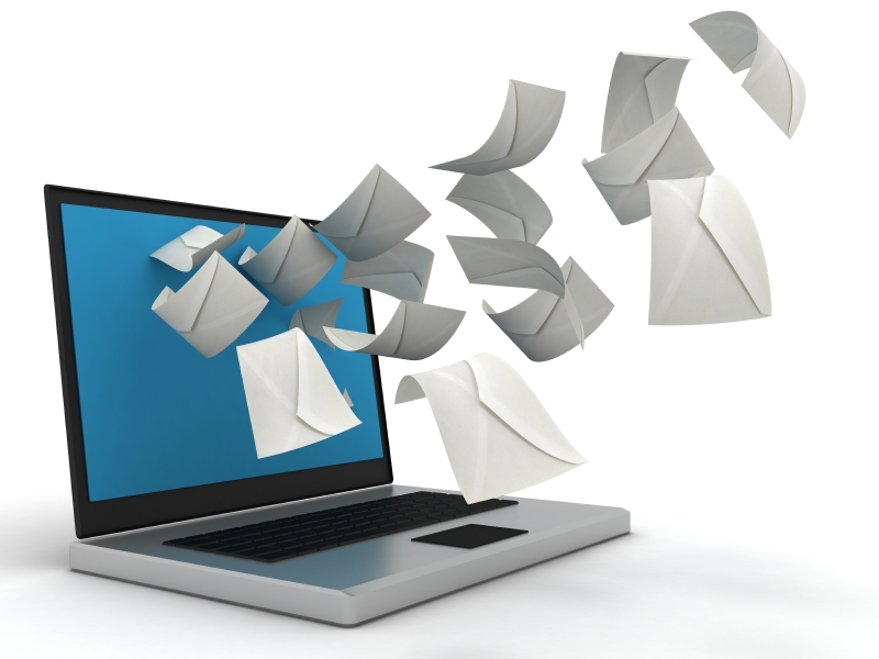 the best mail out services